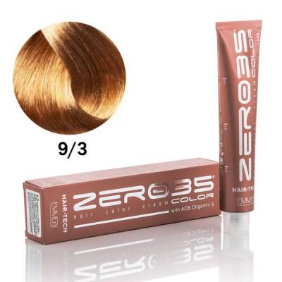 Краска для волос Hair-Tech 100ml light golden blond 9/3 золотисто-медный очень светлый блонд