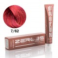 Краска для волос Hair-Tech medium auburn brilliant blond7/62 красный ирис блонд 100ml