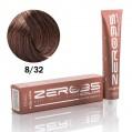 Краска для волос Hair-Tech 100ml  light beige blond 8/32 светло-бежевый блонд