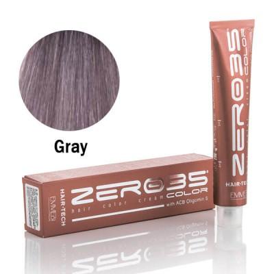 Краска для волос Hair-Tech  Gray СЕРЫЙ 100ml