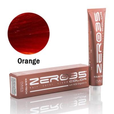 Краска для волос Hair-Tech оранжевый корректор Orange corrector 100ml