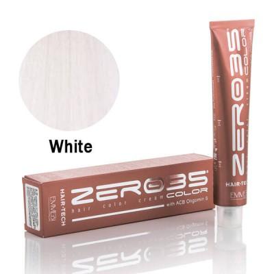 Краска для волос Hair-Tech  White  БЕЛЫЙ 100ml