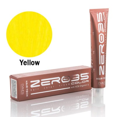 Краска для волос Hair-Tech  Yellow corrector ЖЕЛТЫЙ КОРРЕКТОР 100ml