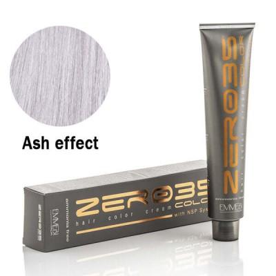Краска для волос безаммиачнaя тонирующая цвет Пепел аmmonia free 100ml