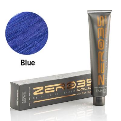 Краска для волос безаммиачнaя Pure Pigment Blue Синий 100ml