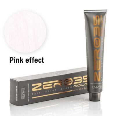 Краска для волос безаммиачная ammonia free  Pure Light Pink effect тонирующая розовая 100ml
