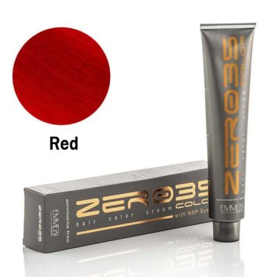 Краска для волос безаммиачнaя Pure Pigment Red  Красный 100ml