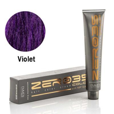 Краска для волос безаммиачнaя Pure Pigment Violet Фиолетовый 100ml