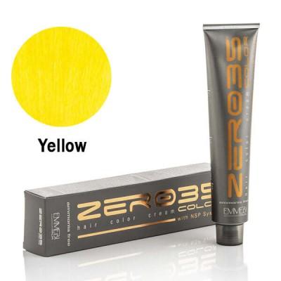 Краска для волос безаммиачнaя  Pure Pigment Yellow Желтый 100ml