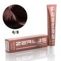 Краска для волос Hair-Tech 100ml  light cocoa 6/8 светлый шоколад