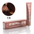 Краска для волос Hair-Tech 100ml T hazel-nut 7/8 лесной орех