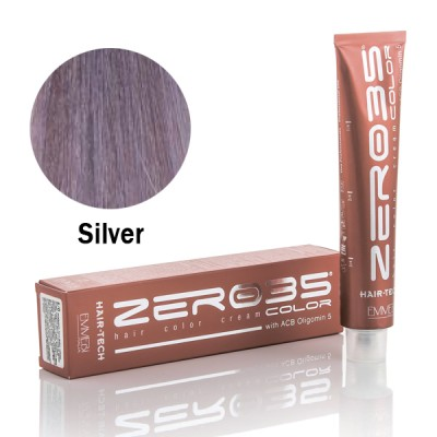 Краска для волос Hair-Tech silver серебро 100ml