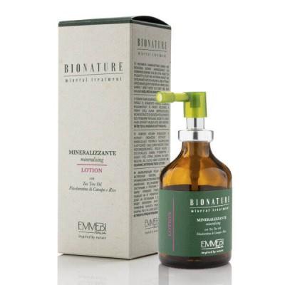 Минерализующий лосьон для волос BioNature Lozione Mineralizzante 50ml