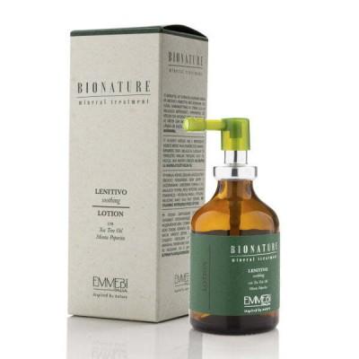 Успокаивающий лосьон для волос BioNature Lozione Lenitiva 50ml