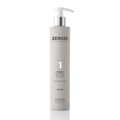 Шампунь для окрашенных волос безсульфатный Фаза 1 Pro Hair New Purifying Shampoo 250 ml