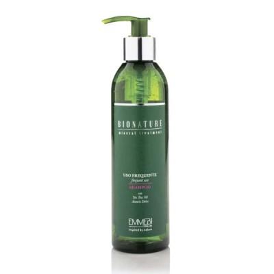 Шампунь для ежедневного применения BioNature Shampoo Uso Frequente 250ml