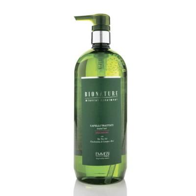 Шампунь для поврежденных волос BioNature Treated Hair Shampoo 1000ml