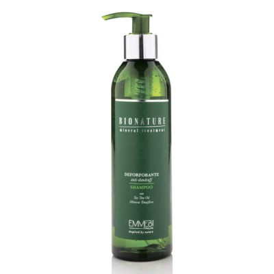 Шампунь для волос от перхоти BioNature Shampoo Anti-Forfora  250ml
