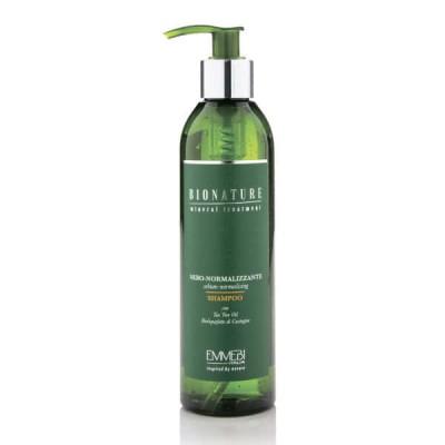 Себонормализующий шампунь для волос BioNature Shampoo Sebo-Normalizz 250ml