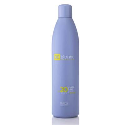 Крем-оксидант эмульсионный Экстремальный блонд 6% Be Blonde Oxi 20 vol 1000 ml