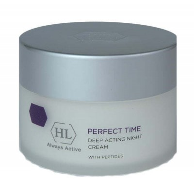 Perfect Time deep acting night cream  250 ml (нічний крем)