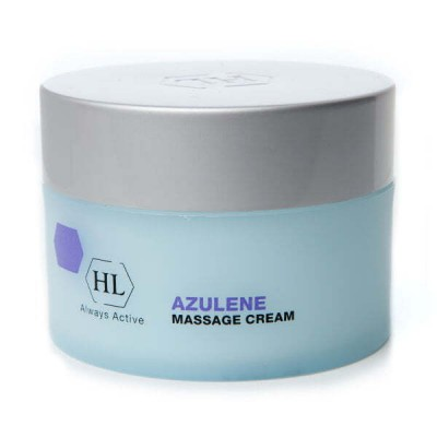 Массажный крем  для лица и тела Azulene Massage cream 250 ml