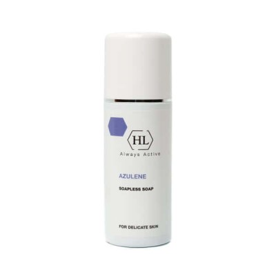 Мыло безмыльное для лица Azulene Soapless Soap 250 ml