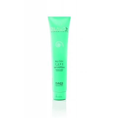 Солнцезащитный шампунь для волос и тела Beauty Exp Sun Shampoo Hair & Body 200 ml