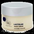 Увлажняющий крем для жирной кожи лица Lactolan Moist cream for oily skin 250ml