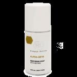 мыло-пилинг для лица востанавливающее жидкое Restoring Soap  ALPHA-BETA RESTORING SOAP 110 мл