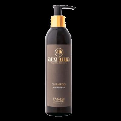 Восстанавливающий шампунь для волос с аргановым маслом ARGANIA SAHARA SECRETS