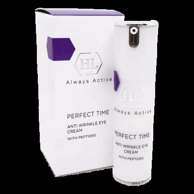 Укрепляющий крем для век Perfect Time Anti Wrinkle Eye Cream