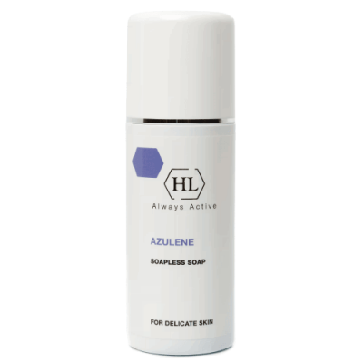 Мыло безмыльное для лица Azulene Soapless Soap