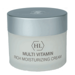 Крем для лица с комплексом витаминов Multi Vitamin Rich Moisturizing  Cream