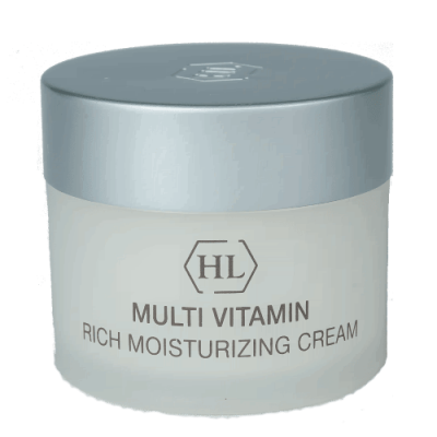 Крем для лица с комплексом витаминов Multi Vitamin Rich Moisturizing  Cream 50ml
