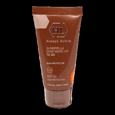 Солнцезащитный крем для лица с тоном Sunbrella Demi Make-Up