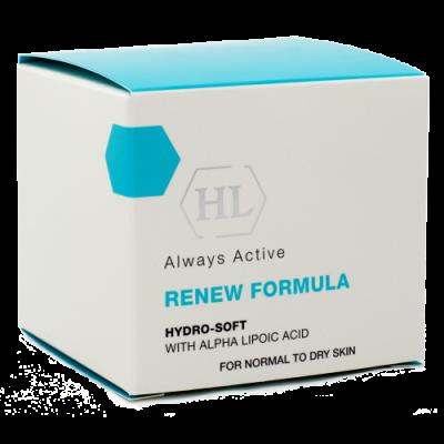 Увлажняющий дневной крем для лица Renew Hydro-Soft cream