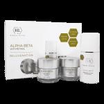 Набор (крем для лица дневной, крем для лица ночной, мыло для лица) ABR Kit