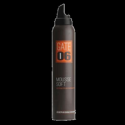 Мус для волос легкой фиксации GATE 06 MOUSSE SOFT