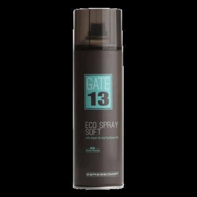 Эколак для волос легкой фиксации GATE 13 ECO SPRAY SOFT