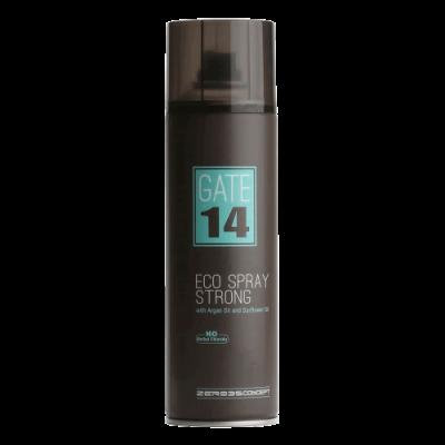 Эколак для волос сильной фиксации GATE 14 ECO SPRAY STRONG