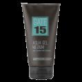 Аквагель для волос средней фиксации GATE 15 AQUA GEL MEDIUM 150 ml