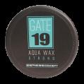 воск для волос сильной фиксации GATE 19 AQUA WAX STRONG 75 ml