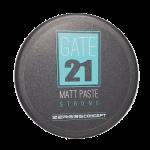 Матирующая паста для волос сильной фиксации GATE21 MATT PASTE STRONG
