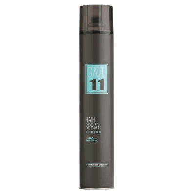Сухой лак для волос средней фиксации GATE 11 HAIR SPRAY MEDIUM 500 ml