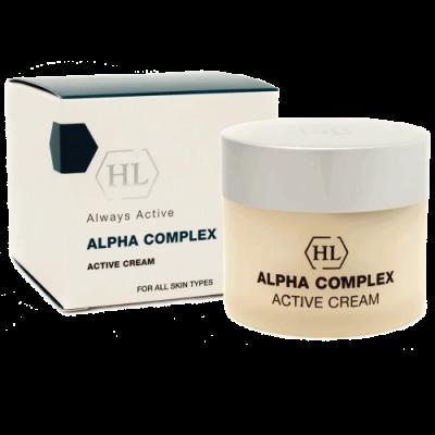 Активный крем для лица AHA Active Cream
