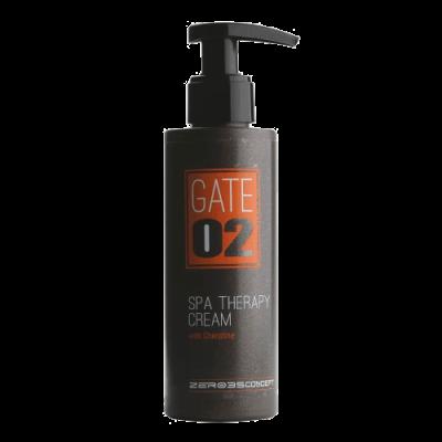 Филлер для волос с кератином GATE 02 SPA THERAPY CREAM