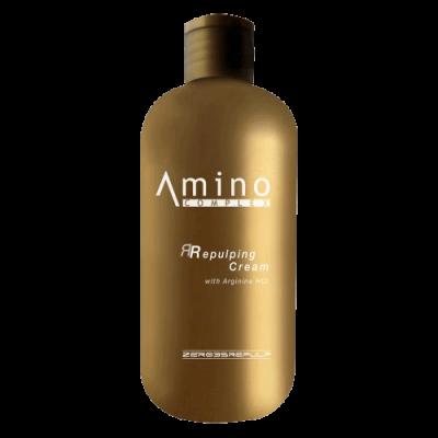 Филлер для волос  с кератином и эфирными маслами AMINO COMPLEX REPULPING CREAM