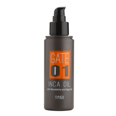 Масло для волос макадамии GATE 01 INCA OIL 35 ml