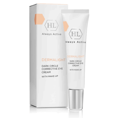 крем для век с тоном Dermalight Corrective Eye Cream with make-up
